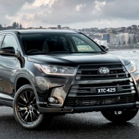2019 Toyota Kluger Black Edition Review