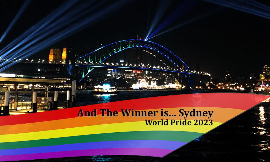 Gay World Pride Sydney 2023