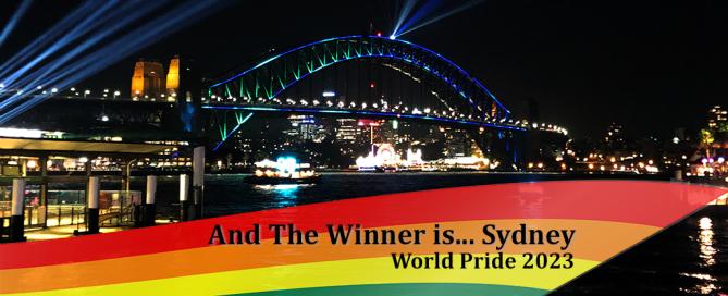 Gay World Pride Sydney 2023