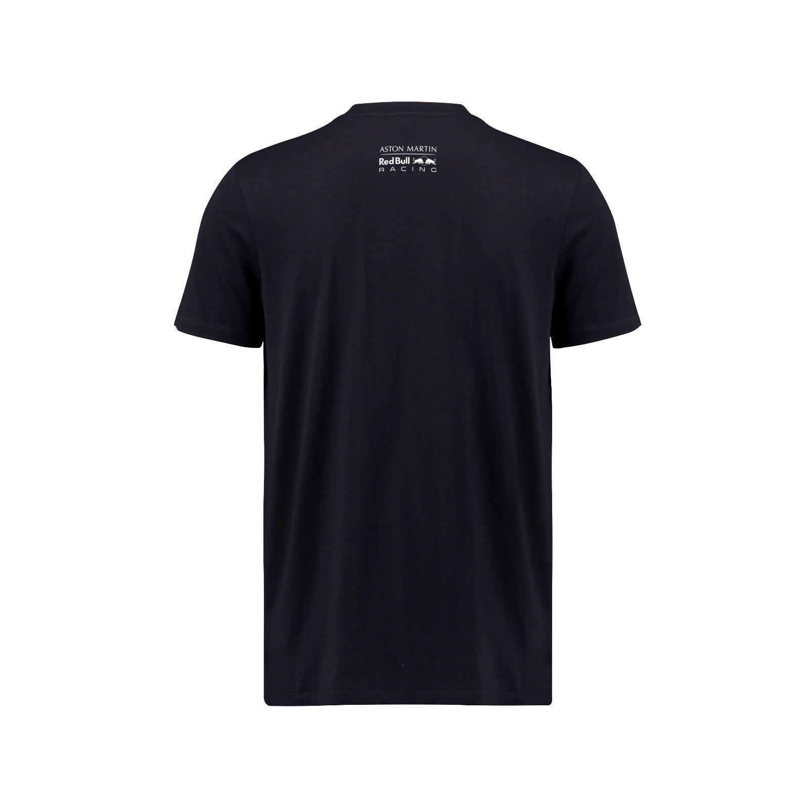 Max Verstappen 2018 Blue Vaper T-Shirt