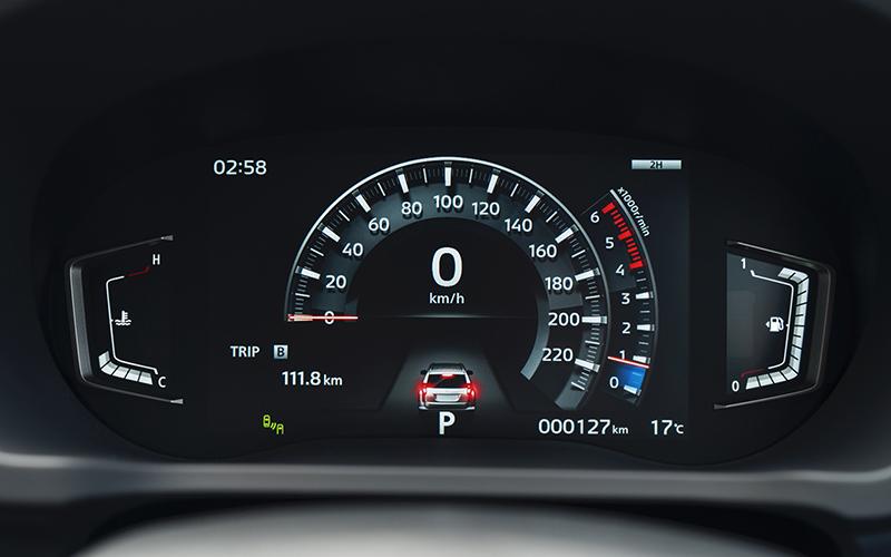 2020 Mitsubishi Pajero Sport