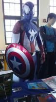 Cap Spidey