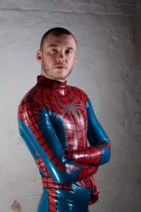 Rubber Spider 2