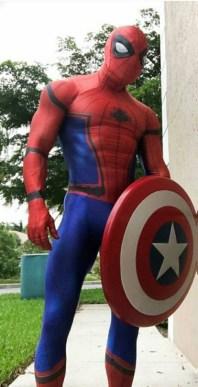Spider DAMN