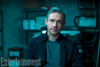 Marvel Studios' BLACK PANTHER Everett K. Ross (Martin Freeman)