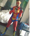 GayComicGeek Original Costume - Retirement