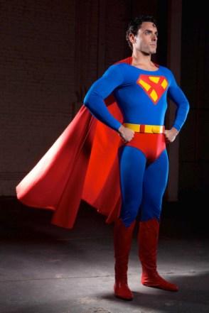 Defeated Superhero 22