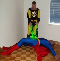 Defeated Superhero 26