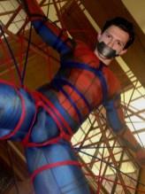 Defeated Superhero 30