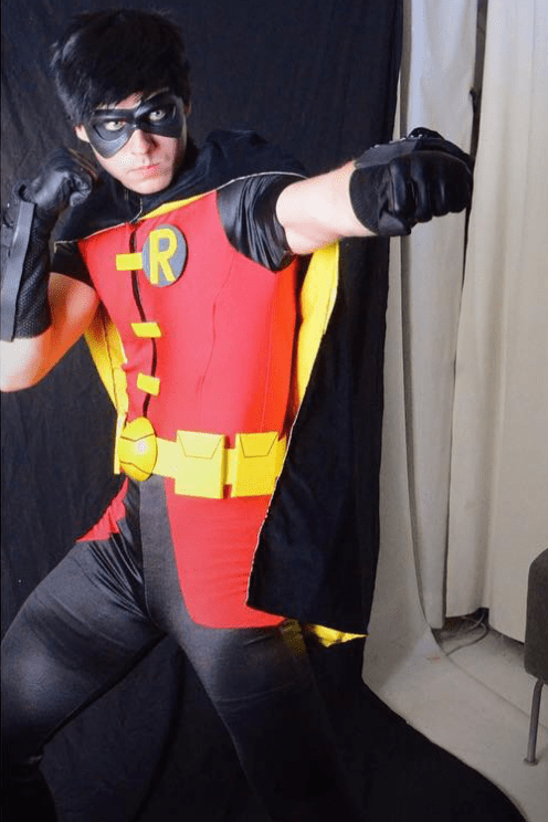 Young Justice Dick Grayson Robin