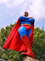Bulgy Superman