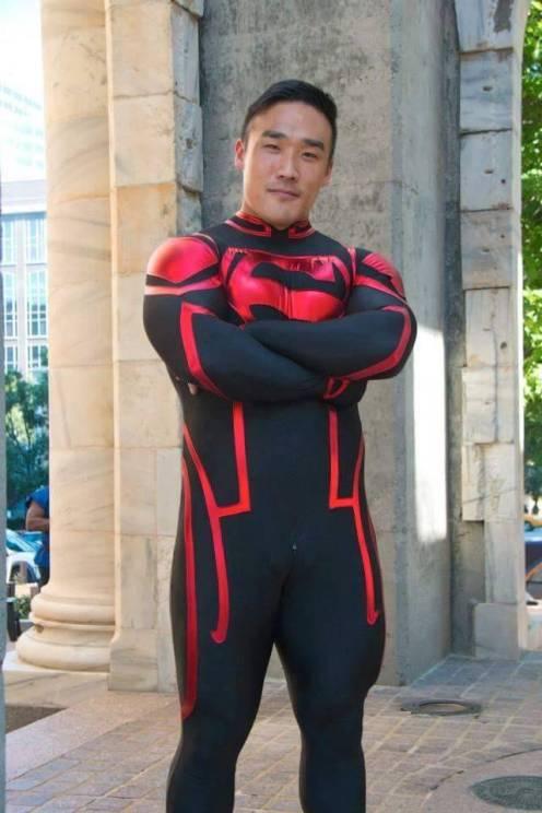 Sexy Superboy