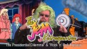 The Jem Retrospective -- The Presidential Dilemma & Rock 'n' Roll Express