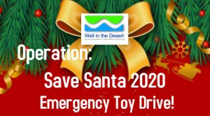 Operation Save Santa 2020