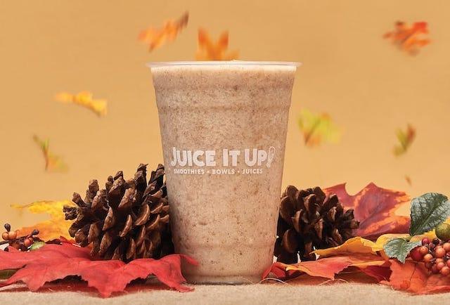 horchata juice it up