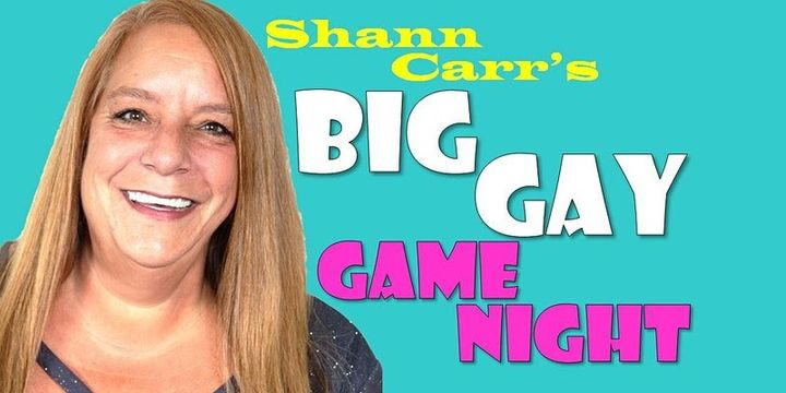Shann Carr's Big Gay