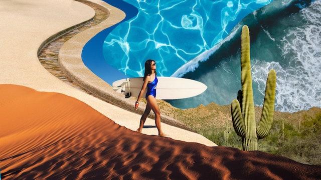 Desert Surf Architectural Digest