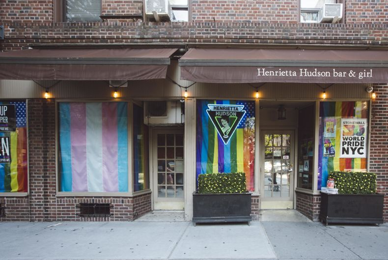 Henrietta Hudson Lesbian Bar