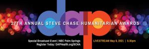 DAP 2021 Steve Chase Awards Wide