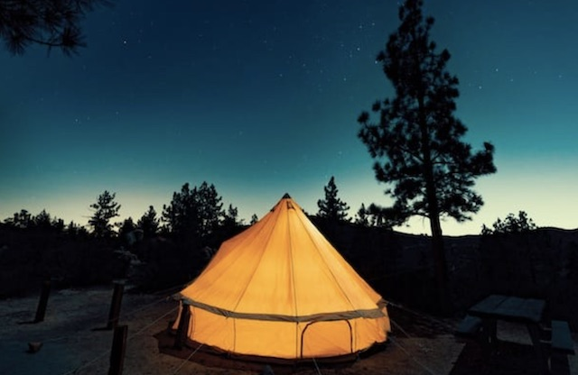 La Quinta Resort Camp Out Experience