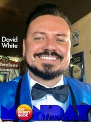 MCM David White Cover