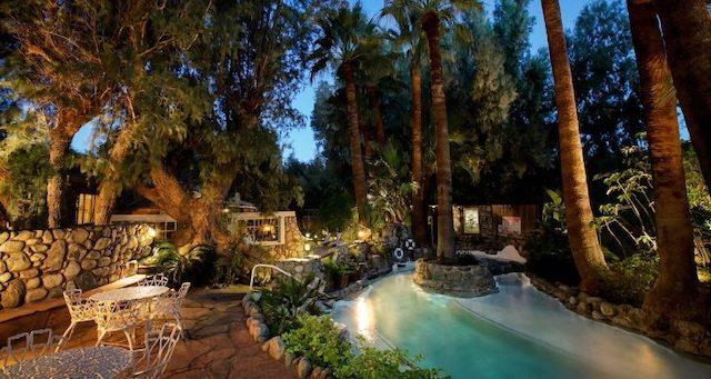 Natural Spas Desert Hot Springs