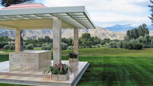Palm Springs Annenberg Retreat