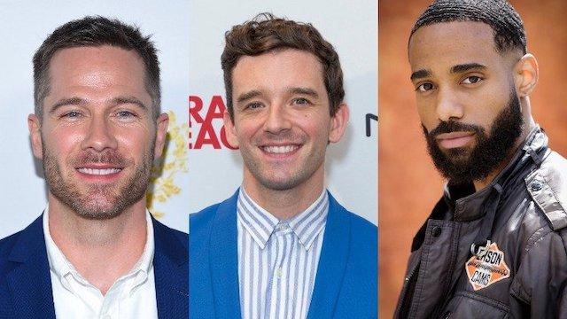 Single All the Way Netflix Cast