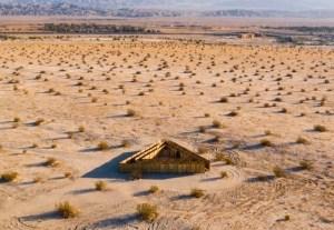 The Passenger Desert X 2021