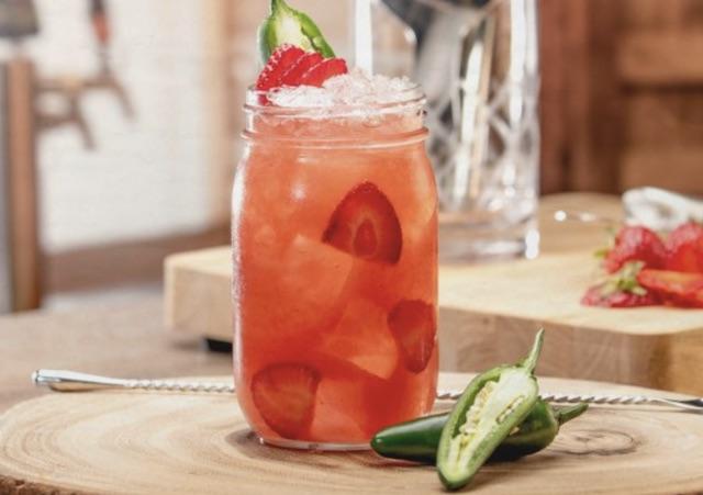 Hard Cider Cocktail