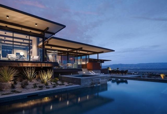 Kappe House Evening Modernism Week 2021