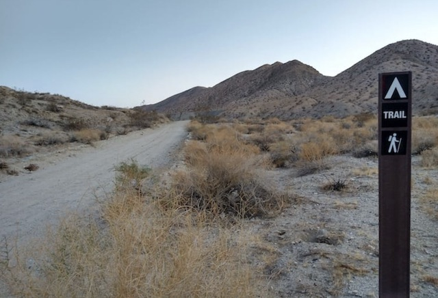 Long Canyon Trail DHS