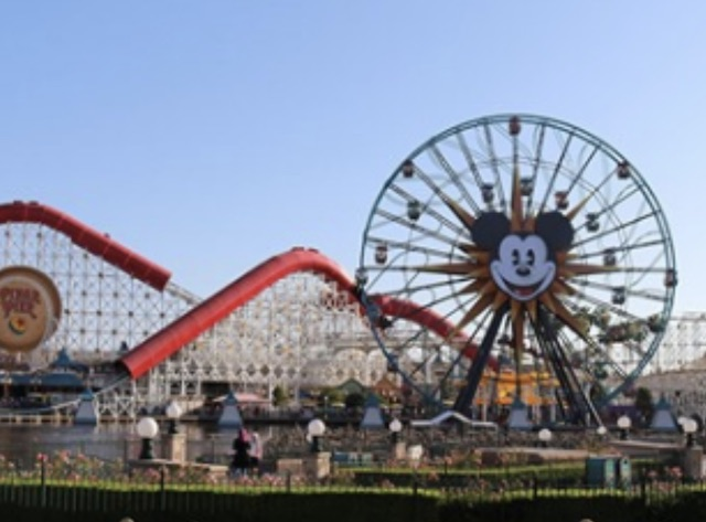 Disneyland Officially Reopen