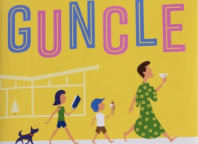 Guncle Book Cover Crop