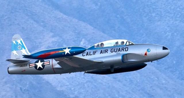 Palm Springs Air Museum Calif Air Guard