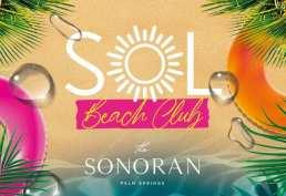 SOL Beach Club Logo