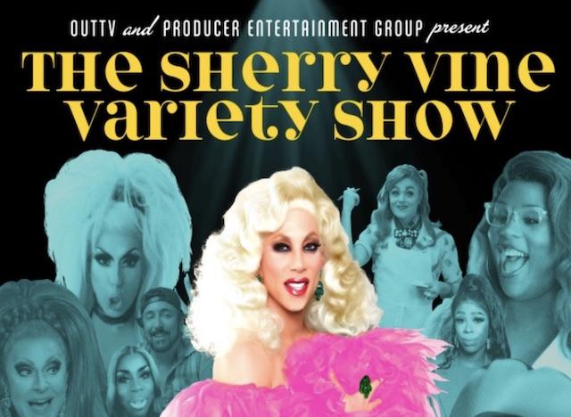 Sherry Vine Variety Show