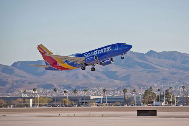 Southwest Airlines Las Vegas McCarran