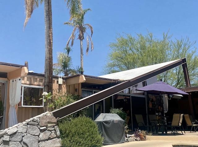 Triangle Inn Pool Area