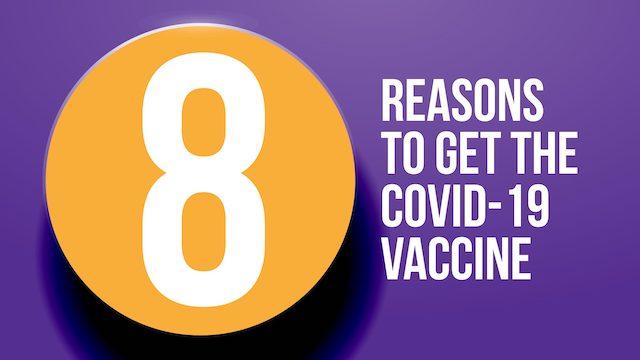 8 Reasons Covid Vaccine