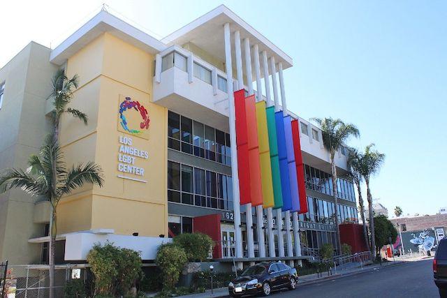 LA LGBT Center Building