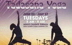 Tadasana Yoga Agua Caliente Cathedral City