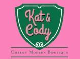 Kat Cody Logo Pink
