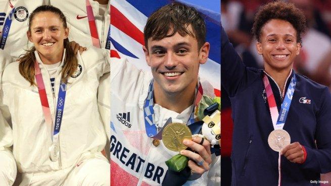 LGBTQ Olympians Winning Tokyo 2020
