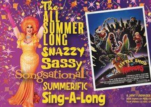 Summerific Little Shop of Horrors Sing A Long 2021