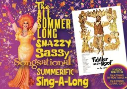 2021 Summerific Singalong Fiddler on the Roof
