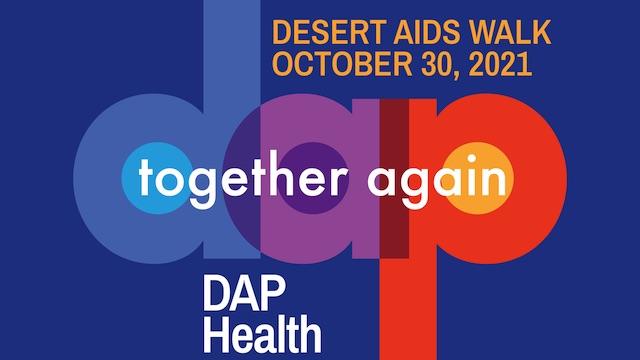 Desert AIDS Walk Together Again 2021