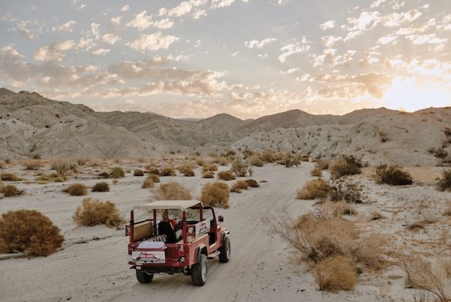 Red Jeep Tours