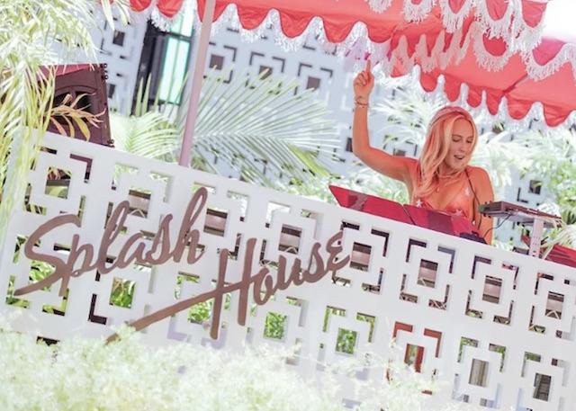 Splash House Cannabis Sponsorship