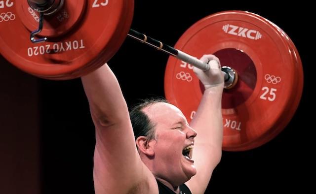 Trans Weighlifter Laurel Hubbard